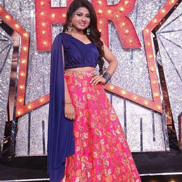 अरुणिता की खूबसूरती ने जीता सबका दिल