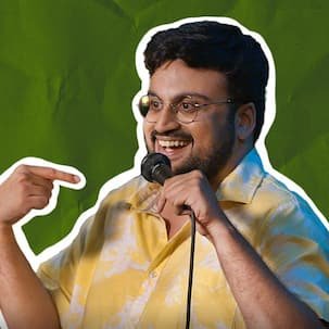 Aalas Motaapa Ghabraahat: Amazon Prime's next stand-up comedy special with Karunesh Talwar promises to leave your belly aching with laughter