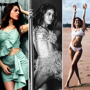 Alaya F loves flaunting her toned midriff in the SEXIEST outfits and these pictures are PROOF