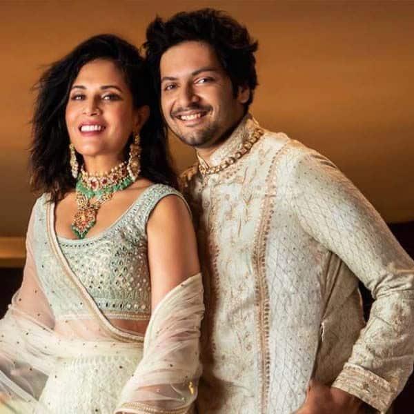 अली फजल और रिचा चड्ढा (Ali Fazal and Richa Chadha)