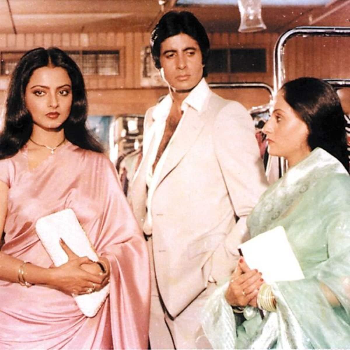Rekha memes steal Amitabh Bachchan and Jaya Bachchan's wedding anniversary  thunder – view pics
