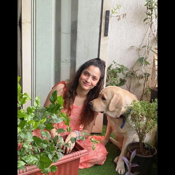 Pretty Ankita!