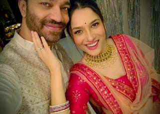 A look at Ankita Lokhande and BF Vicky Jain's pictures that scream love - view pics