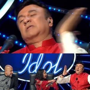Throwback! Indian Idol के ऑडिशन में Anu Malik ने खुद को मारा था जोरदार तमाचा, डर गई थीं Neha Kakkar