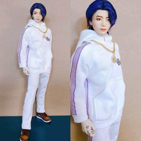 BTS' Jungkook in the cooler version of Butter