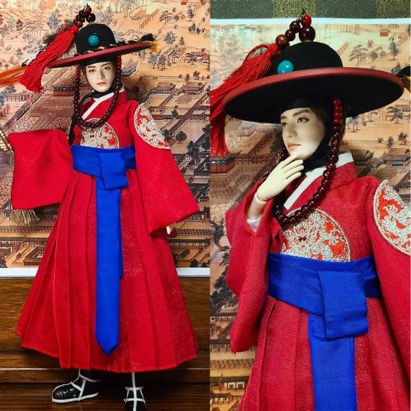 Jungkook in Hanbok