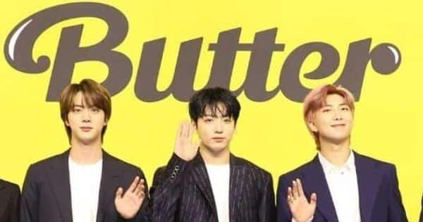BTS members reveal the favourite part of their latest chartbuster song, Butter, and we bet you can't guess it