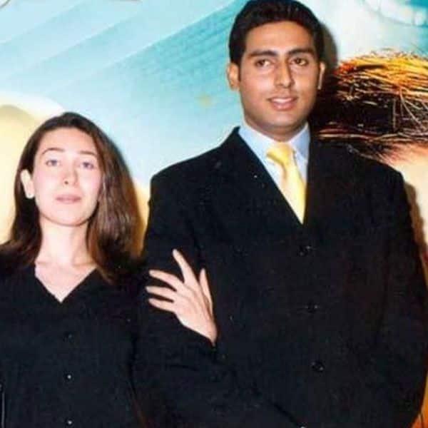 अभिषेक बच्चन - करिश्मा कपूर (Abhishek Bachchan and Karishma Kapoor)