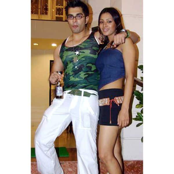 करण सिंह ग्रोवर - बरखा बिष्ट (Karan Singh Grover and Barkha Bisht)