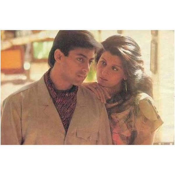 सलमान खान - संगीता बिजलानी (Salman Khan and Sangeeta Bijlani)