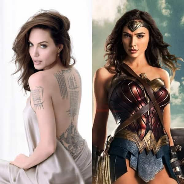 Angelina Jolie – Wonder Woman – Gal Gadot