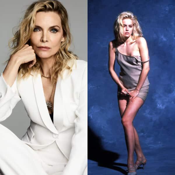 Michelle Pfieffer – Catherine Tramell – Sharon Stone