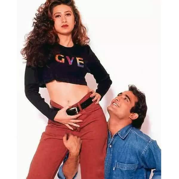 Karisma Kapoor-Akshaye Khanna