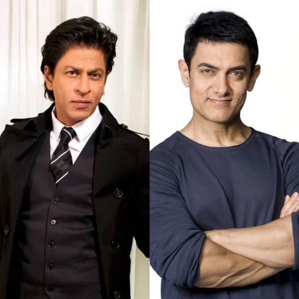 आमिर खान-शाहरुख खान (Aamir Khan-Shah Rukh Khan)