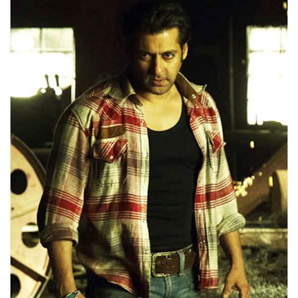 Wanted – Salman Khan