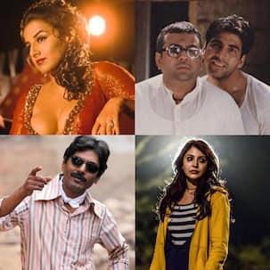 Ajay Devgn's Golmaal, Akshay Kumar's Hera Pheri, Sanjay Dutt's Munna Bhai and more films that saved dying careers [Part 2] – view pics