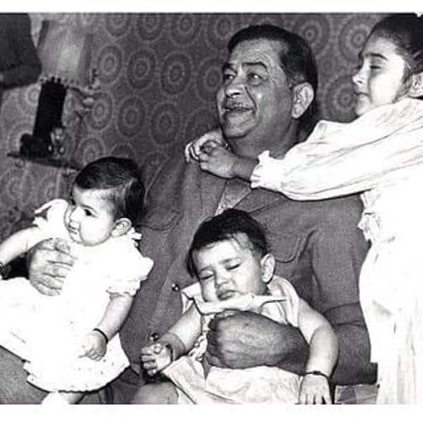 बच्चों से बहुत प्यार करते थे राज कपूर