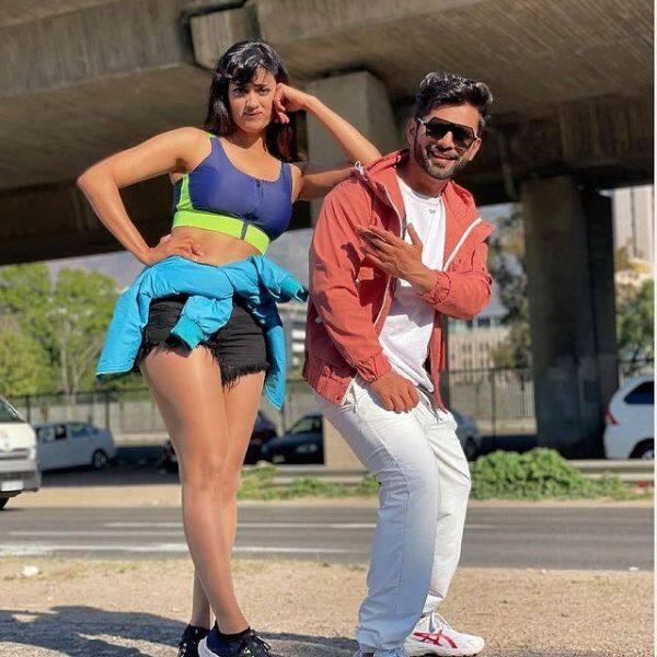 Shweta Tiwari and Rahul Vaidya