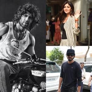 Trending entertainment photo gallery: Vijay Deverakonda, Teja Sajja, Shilpa Shetty Kundra and more unmissable celeb pictures of the day