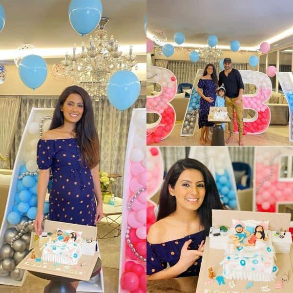 गीता (Geeta Basra) और हरभजन (Harbhajan Singh) ने आयोजित की बेबी शावर पार्टी