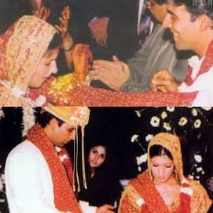 WHAT! Aamir Khan was the videographer at Akshay Kumar-Twinkle Khanna's wedding? – view UNSEEN pics