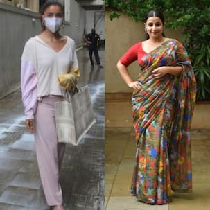 Worst dressed celebs of the week: Alia Bhatt, Nora Fatehi, Vidya Balan's drab sartorial choices leave us disappointed