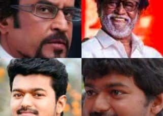 OMG! From Prabhas to Rajinikanth – here's how these 5 South superstars look with and without makeup