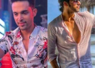 Parth Samthaan ditches his long locks for a sharp new haircut in New York