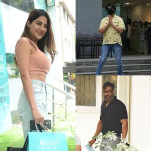 Trending entertainment photo gallery: Navdeep, Ajay Devgn, Nikki Tamboli, Saif Ali Khan, Kartik Aryan and other celeb pictures of the day