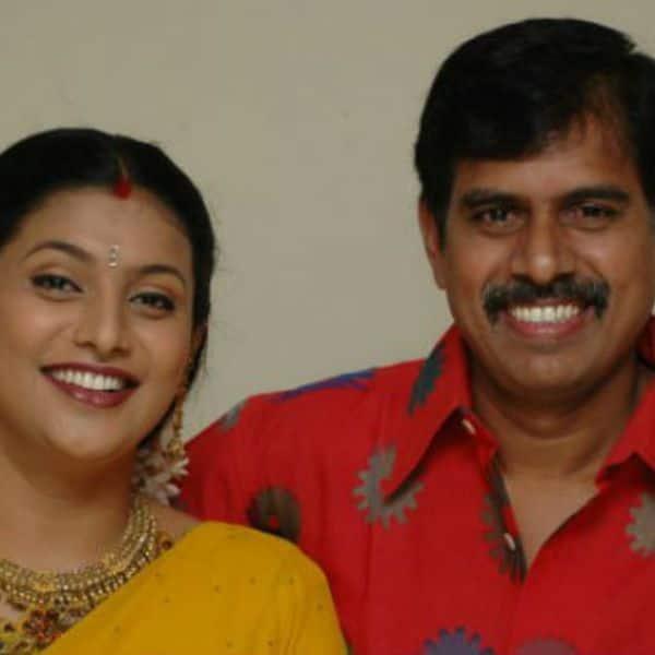 RK Selvamani and Roja