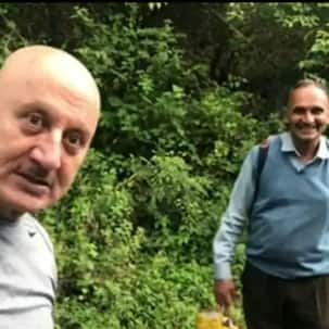 Anupam Kher gets a 'reality check' when a Himachal man fails to recognise him; says 'presumed that everybody in India knows me' – watch hilarious video