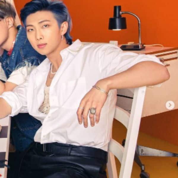 RM's lace undershirt