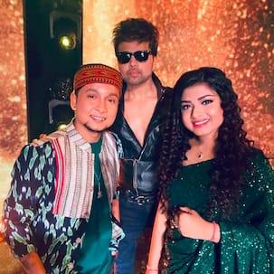 Trending Entertainment News Today – Himesh Reshammiya to launch Indian Idol 12 contestants Pawandeep Rajan and Arunita Kanjilal together; Rhea Chakraborty apologises to her dad on Father's Day