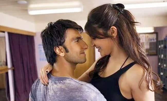 Ranveer Singh and Anushka Sharma (Dil Dhadakne Do)