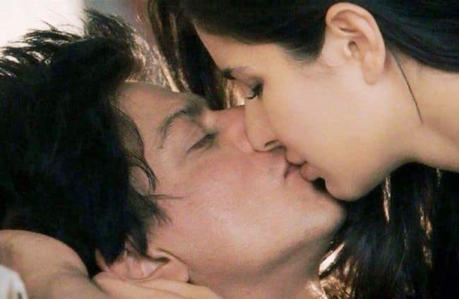 Shah Rukh Khan and Katrina Kaif (Jab Tak Hai Jaan)