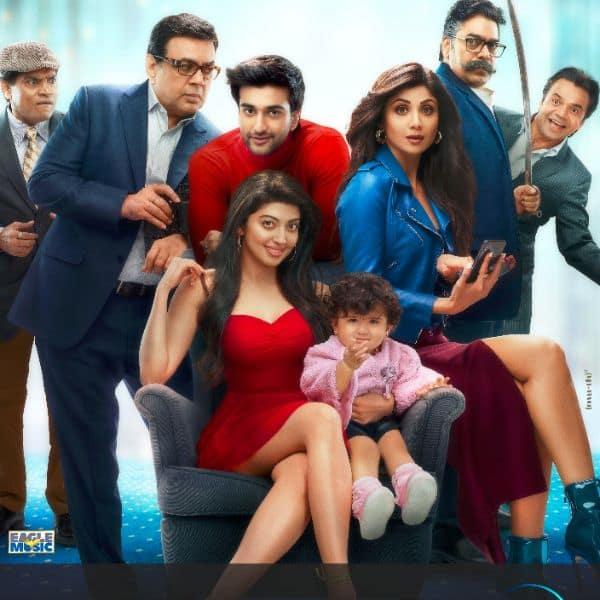Shilpa Shetty asks fans to watch 'Hungama 2'