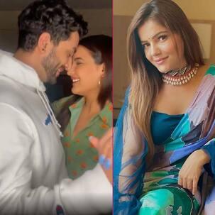 Jasmin Bhasin और Aly Goni ने किया Rahul Vaidya के गाने पर रोमांटिक डांस, Rubina Dilaik ने दिया ये रिएक्शन
