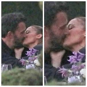 Jennifer Lopez ने इस हॉलीवुड स्टार के होठों पर किस करके लगाई अपने रोमांटिक रिश्ते पर मुहर