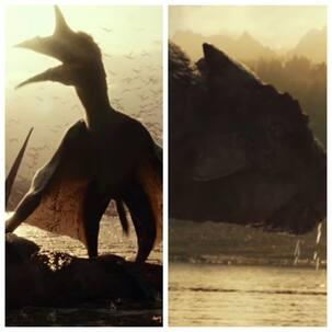 Jurassic World Dominion First Look: जुरासिक वर्ल्ड डोमिनियन की दुनिया में घुसते ही सबकुछ भूल जाएंगे दर्शक