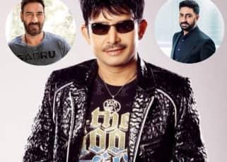 Kamaal R Khan asks Ajay Devgn, Abhishek Bachchan, Varun Dhawan and THESE other celebs to help him save Bollywood – view tweets