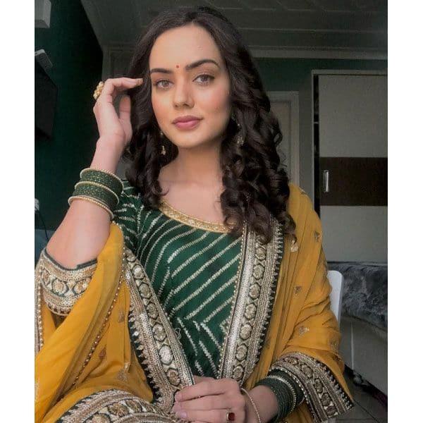 करण मेहरा (Karan Mehra) की गर्लफ्रेंड हैं हिमांशी पराशर (Himanshi Parashar)?