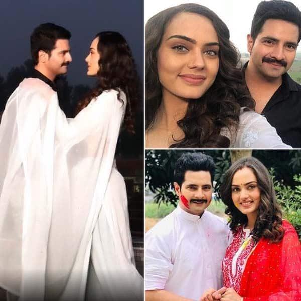 Karan Mehra और Himanshi Parashar की रोमांटिक तस्वीरें हुई वायरल