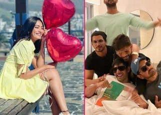 Khatron Ke Khiladi 11: इश्क में डूबी नजर आईं Sana Makbul, एलिमिनेशन की खबरों के बीच Rahul Vaidya ने की पार्टी