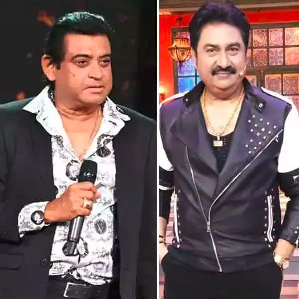 Kumar Sanu takes on Amit Kumar