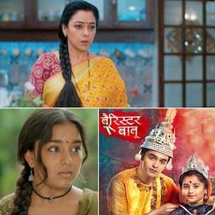 Latest TV Twist in Top 5 TV serial: Yeh Rishta Kya Kehlata Hai में रणवीर को धोखा देगी सीरत, Anupamaa में आएगा धमाकेदार ट्विस्ट