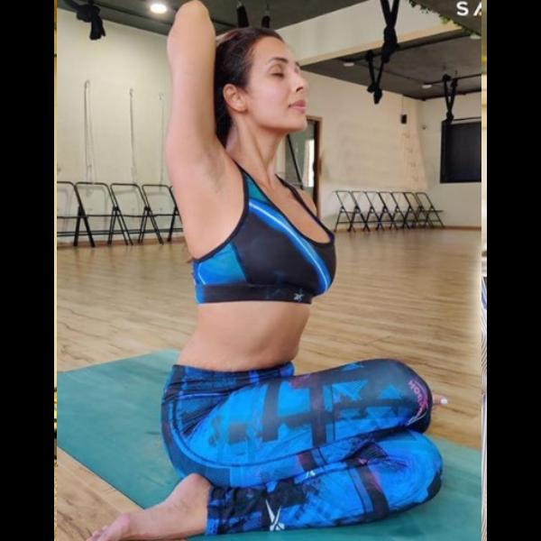 Believe in power of yoga!