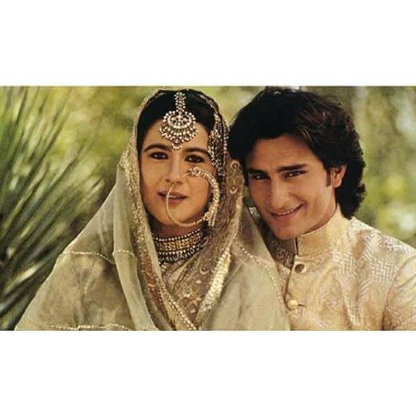 Saif Ali Khan-Amrita Singh