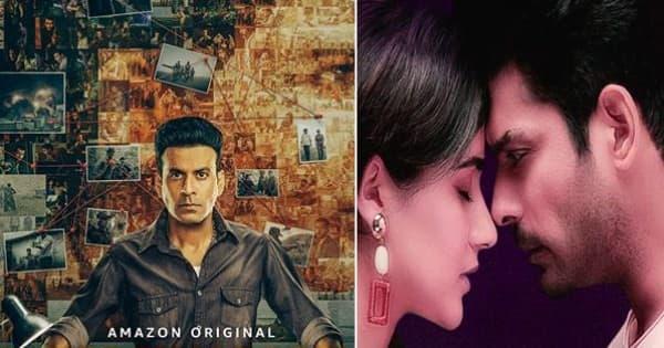 Ram Gopal Varma calls The Family Man 2 'realistic James Bond franchise,' Sidharth Shukla's Broken But Beautiful 3 storms IMDb's list and more