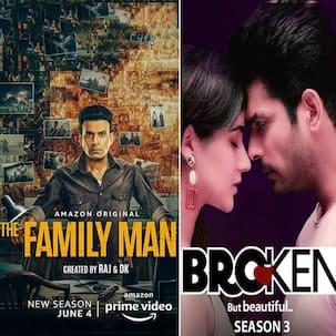 Trending OTT News Today: Ram Gopal Varma calls The Family Man 2 'realistic James Bond franchise,' Sidharth Shukla's Broken But Beautiful 3 storms IMDb's list and more