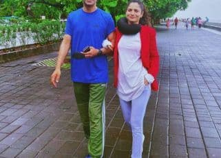 Ahead of Sushant Singh Rajput's first death anniversary, Ankita Lokhande posts a pic with beau Vicky Jain; faces heat from SSR fans